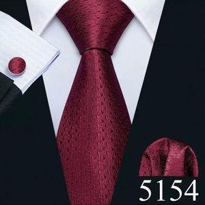 Men's Silk Coordinated Tie Set